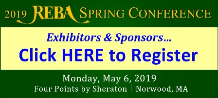 2018 REBA Spring Conference Exhibitors and Sponsors Registration